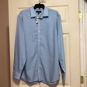 Men's Long Sleeve Button Down Shirt